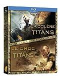 echange, troc Le Choc des Titans + La colère des Titans [Blu-ray]