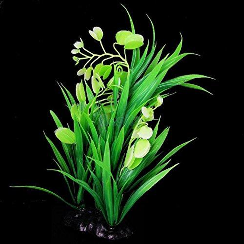 new-brandartificial-plastic-green-plant-grass-aquarium-fish-tank-ornament-pond-decoration-set01