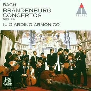 - Bach - Brandenburg Concertos / Il Giardino armonico ...