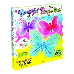 Click to buy Butterfly Crafts for Kids: Beautiful Butterflies from Amazon!