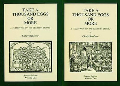 Take a Thousand Eggs or More: Cindy Renfrow, medieval woodcuts: 9780898249507: Amazon.com: Books