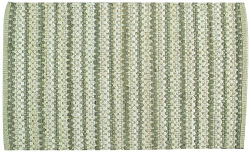 "Split P Granite Chindi Rug, 24 by 38"", Multicolor"