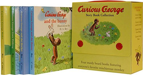 Curious-George-Four-Board-Book-Set