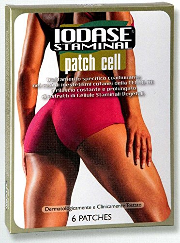 IODASE - IODASE STAMINAL CELL 6 PATCH HYDROGEL