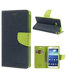 Mercury Fancy Diary Wallet Flip Cover For Samsung Glaxaxy NOTE 4
