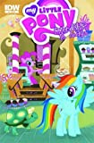 My Little Pony Friendship Is Magic #4 (Filled Randomly With 1 Of 2 Covers)