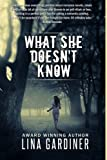 What She Doesnt Know (Romantic Suspense)
