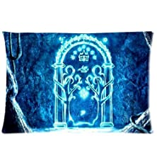buy Fashion The Lord Of The Rings Pillowcase Zippered Pillow Case 20X30 Standard (Twin Sides)