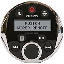 Fusion Electronics Fusion MS-WR600 Marine Wired Remote Control