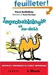 Improbablologie et au-del�: Nouvelles...