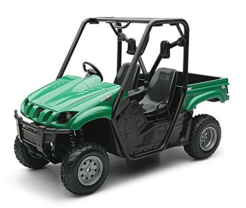 New-Ray-Toys-New-Ray-Die-Cast-08-Yamaha-Rhino-700-UTV-Replica-112-Scale-Green-by-New-Ray