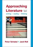 img - for Approaching Literature: Writing, Reading, Thinking book / textbook / text book