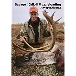 Savage 10ML-II Muzzleloading