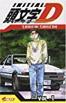 Initial D, tome 1