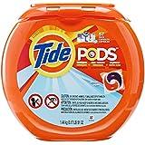 Tide Pods Laundry Detergent Ocean Mist Scent 57 Count