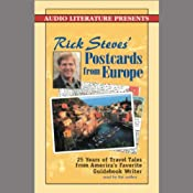 Rick Steves' Postcards from Europe: Travel Tales from America's Favorite Guidebook Writer | [Rick Steves]