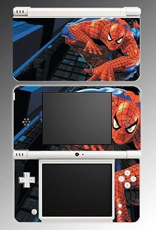 Spiderman Venom Game Vinyl Decal Skin Protector Cover #1 for Nintendo DSi XL