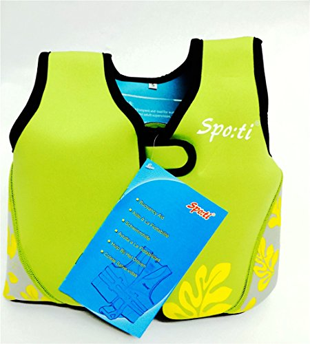 rayma-2016-kids-life-jacket-neoprene-wakeboard-swim-flotation-life-vest-print-yellow-child-size-larg