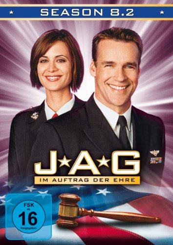 JAG: Im Auftrag der Ehre - Season 8, Vol. 2 [3 DVDs]