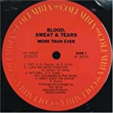 More Than Ever By Blood Sweat & Tears (2006-11-27)