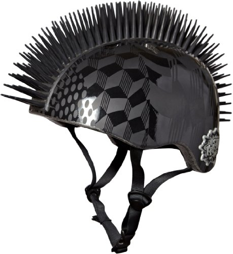 Krash Cube Hurt Hawk Helmet, Youth 8+ Years,
