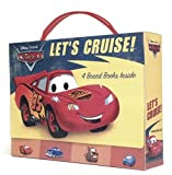 Let's Cruise! (Friendship Box, 4 board books in a box) (Cars movie tie in)