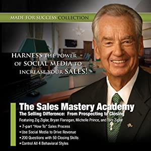 The Sales Mastery Academy Audiobook