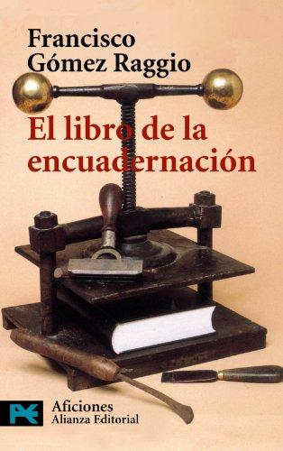 EL LIBRO DE LA ENCUADERNACION