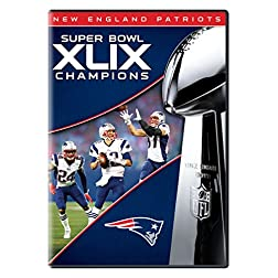 NFL Super Bowl Champions XLIX: New England Patriots