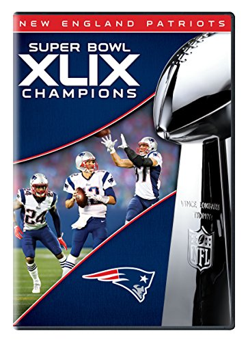 NFL Super Bowl Champions XLIX: New England Patriots (Seahawks Super Bowl 49 compare prices)