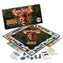 Pirates of the Caribbean Trilogy Edition Monopoly Game
