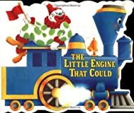 The Little Engine That Could Pudgy Word Book (Little Engine That Could)