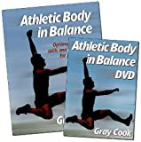 Gray Cook Athletic Body in Balance Book/DVD Package