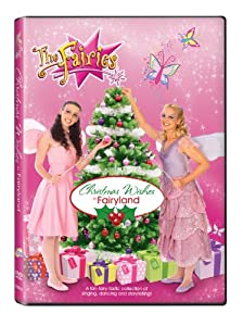 The Fairies: Christmas Wishes in Fairyland by NCircle Entertainment