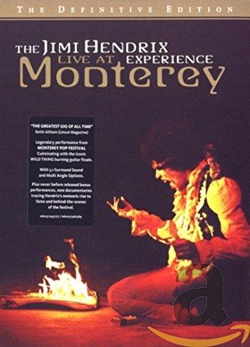 JIMI-HENDRIX-Jimi-Hendrix-Live-At-Monterey-2007-DVD-Ac-3-Colour-Mint