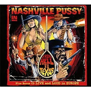 From hell to texas - live and loud in europe