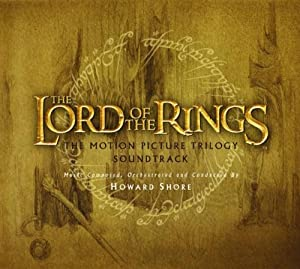 The Lord of the Rings: Motion Picture Trilogy Soundtrack (3CD & 18 Trading Cards)