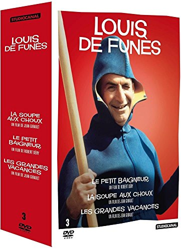 Collection Louis de Funes - DVD [Edizione: Francia]