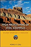 img - for FPGA Prototyping Using VHDL Examples: 1st (First) Edition book / textbook / text book