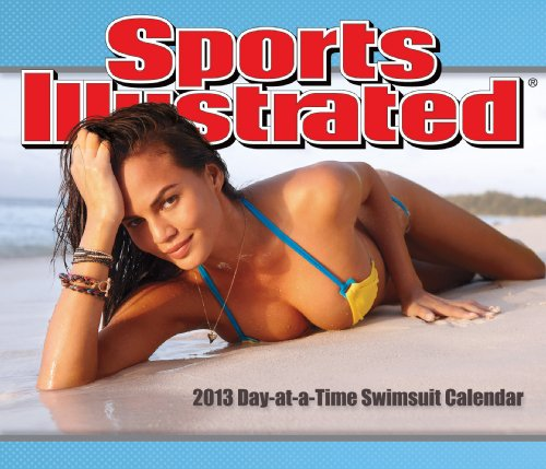 Sports Illustrated Swimsuit 2013 Day At A Time Box Calendar