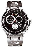 ROSENDAHL (ローゼンダール) 腕時計 LE MANS クロノグラフ 黒/黒 RSD43310
