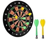 "16"" Official Size Magnetic Dartboard..."