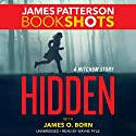 Hidden: A Mitchum Story Audiobook by James Patterson, James O. Born Narrated by Wayne Pyle