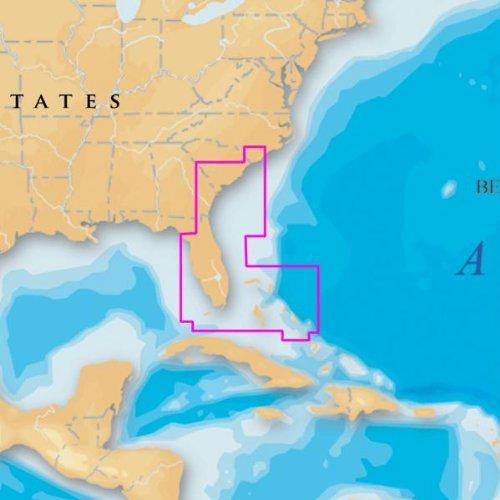 Navionics Platinum Plus 906PP – Southeast and Bahamas – SD ...