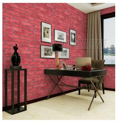 1pc 4M X 60cm Waterproof Custom Wallpaper The Sticky From Bedroom A Sitting Room