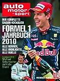 auto motor und sport - Formel 1 Jahrbuch 2010