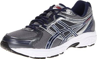 ASICS Men's GEL-Contend Running Shoe,Charcoal/Ink/Silver,8.5 M US