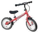 HUDORA Laufrad Ratzfratz Air - Bicicleta (86 cm, 43 cm, 60 cm) Rojo