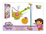 Imc Toys - Guitarra Con Micro Y Sonidos Dora La Exploradora 43-680203