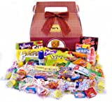 Candy Crate 1990s Retro Candy Gift Box